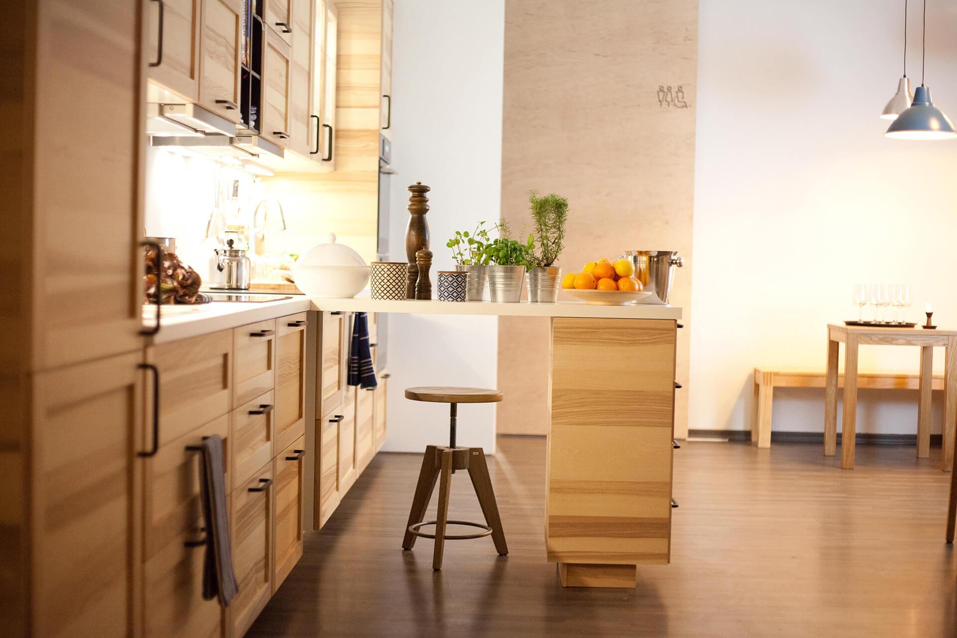 k che mieten d sselmaier. Black Bedroom Furniture Sets. Home Design Ideas